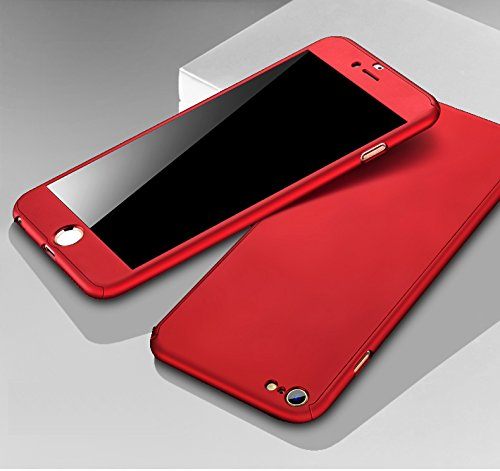 iPhone 6 plus Case, iPhone 6s plus Case, SEEKFULL 360 Full Body...