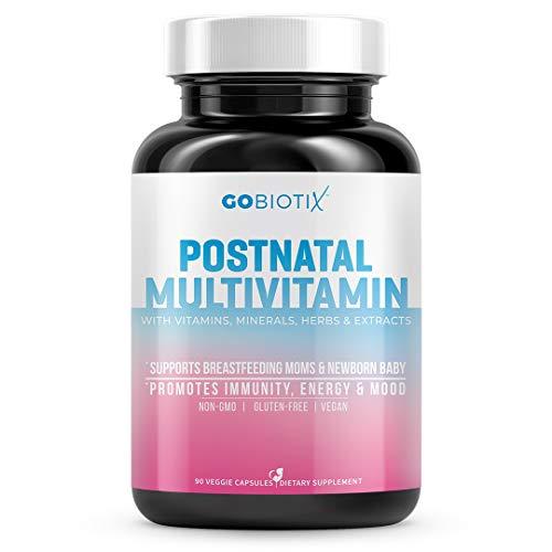 GoBiotix Postnatal Vitamin