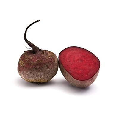 "Zziggysgal Heirloom Beet Seeds -""Detroit Dark Red"" (60 Seeds) Non GMO : Vegetable Plants : Garden & Outdoor"