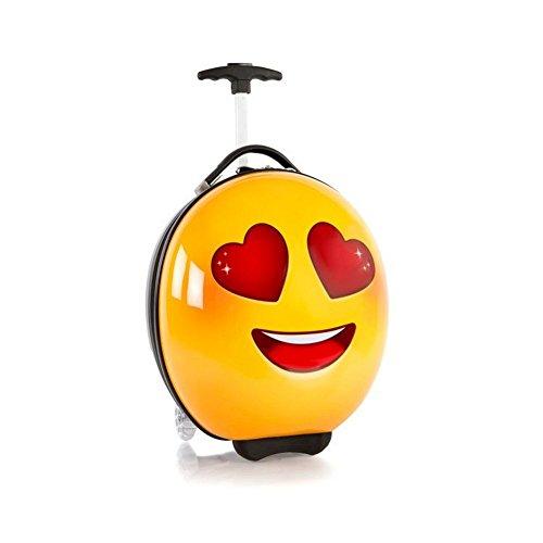 e-motion-unique-designed-kids-carry-on-hard-side-trendy-emoji-luggage-16-inch-love