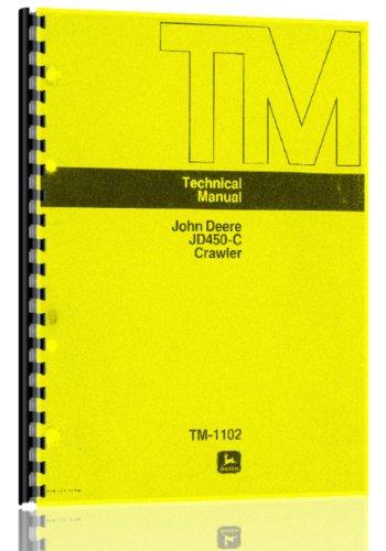 John Deere 450C Crawler Tractor Service Manual by Jensales (Image #1)