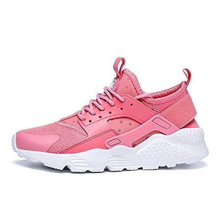 YAYADI Mujer Zapatos Sneakers Verano Instructores Transpirable Zapatos Casuales Zapatos Fitness Jogging Ligero Y Transpirable De Yoga Al Aire Libre Viajes De Equitación Productos
