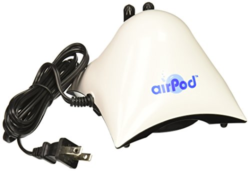 Penn-Plax Air-Pod Air Pump-Up to 55 gallon