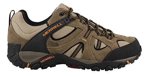 MERRELL Men's, Yokota Trail Waterproof Hiking Shoes