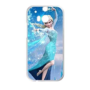 Frozen lovely girl Cell Phone Case for HTC One M8 by icecream design