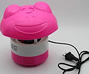 Electronic Mosquito Fly Repellent Lamp -Pink