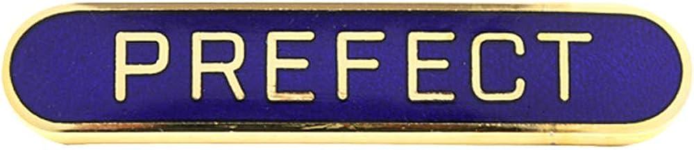 Capricornone 10x Prefect School Bar Badges Handmade Vitreous Enamel