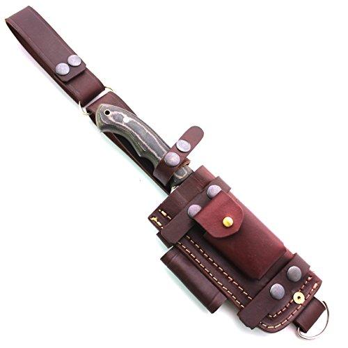 Bk2 sheath leather