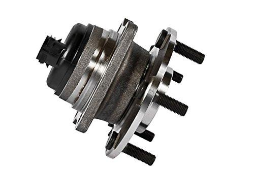 Callahan 512169X1 REAR Premium Grade [ 5 Lug 2WD RWD 4-Wheel ABS ] Wheel Hub Bearing Assembly [ 512169 ]