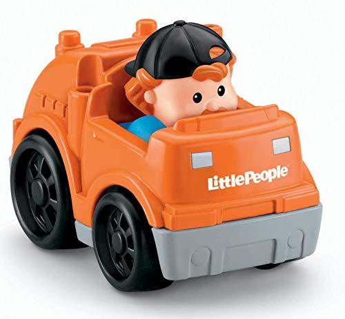 (Fisher-Price Little People Wheelies Recycle Truck)