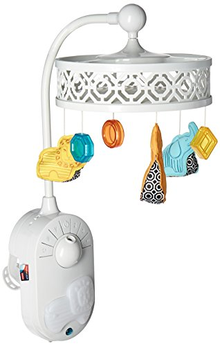 Fisher-Price Jonathan Adler Collection Projection Mobile