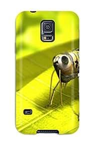 Pretty TSXBiNS2199hvRTU Galaxy S5 Case Cover/ Grasshopper Series High Quality Case