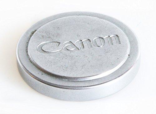 36MM Canon RANGEFINDER Chrome Lens Cap