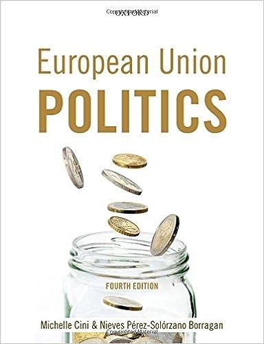 Amazon european union politics 9780199694754 michelle cini european union politics 4th edition fandeluxe Image collections