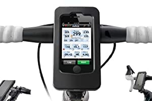 Wahoo Bike Pack - ANT+ Bike Case for iPhone with Speed and