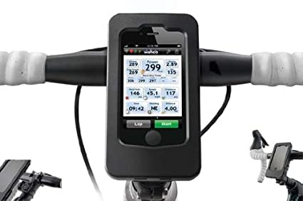 54cff9ce0b9 Amazon.com: Wahoo Bike Pack - ANT+ Bike Case for iPhone with Speed ...