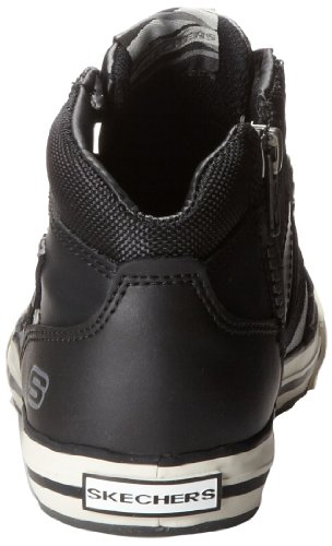 skechers PLANFIX - COGENT - Zapatillas de deporte para niño Blk