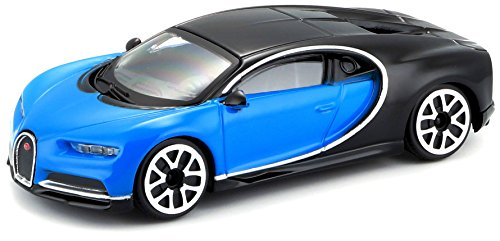 Burago 18-30348 Bugatti Chiron Car Toy Model 1:43 Die Cast