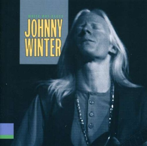 White Hot Blues by Winter, Johnny (2008) Audio CD