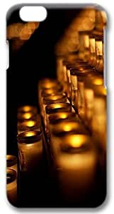 customize Father O Iphone 6 (PC) Case,Iphone 6 Cases ,Candlelight Custom Iphone 6(4.7)