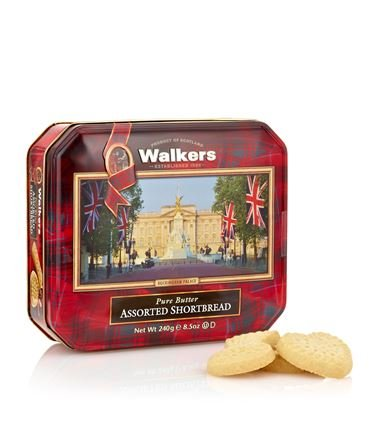 Buckingham Palace Garden (Walkers Buckingham Palace Shortbread)
