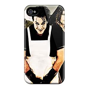 Iphone 4/4s RmD7584FOXG Unique Design Nice Foo Fighters Pictures High Quality Hard Cell-phone Case -KaraPerron