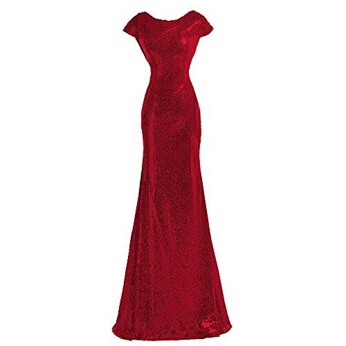 Sparkle Bridesmaid Dress - 1