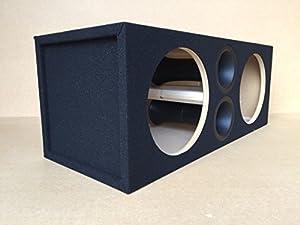 Amazon jl audio 12w6v2 2 12 custom ported vented sub box jl audio 12w6v2 2 12 custom ported vented sub box subwoofer enclosure 32hz sciox Gallery