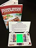 Richard Simmons Electronic Food Mover Weight Loss Tracker