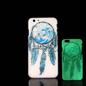 ZL Dreamcatcher Pattern Glow in the Dark Case for iPhone 6 Cover