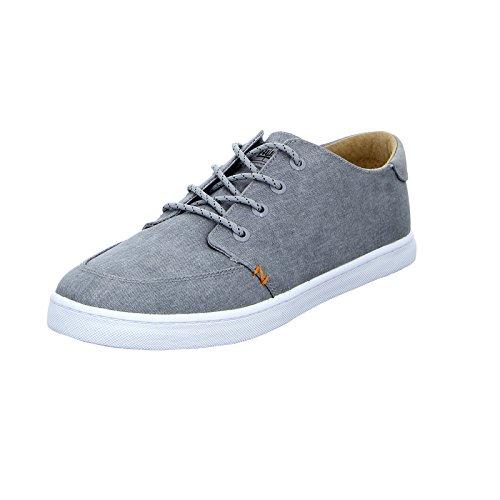 HUB Boss Canvas Greyish Blue White Grey