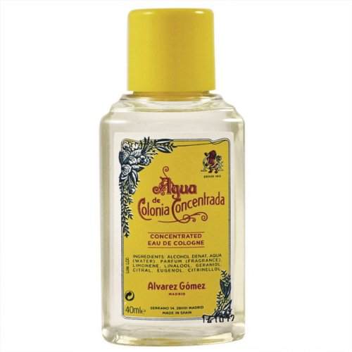Agua de Colonia Concentrada Travel Cologne (40 ml) Alvarez Gomez