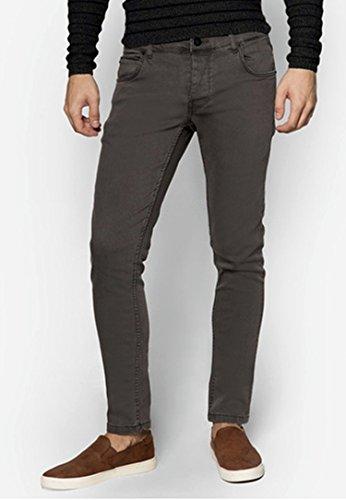 Solid Herren Skinny Stretch Jeans - Dexter Grösse W34 L30
