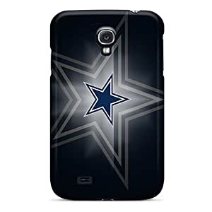 Hard Plastic Galaxy S4 Case Back Cover,hot Dallas Cowboys Case At Perfect Diy