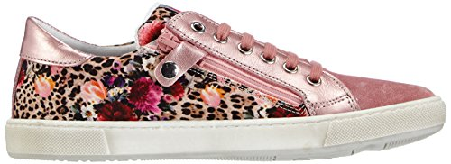 Naturino Basses Iker Sneakers Fille Rose Leo9111 Rosa rfzrwqRnEO