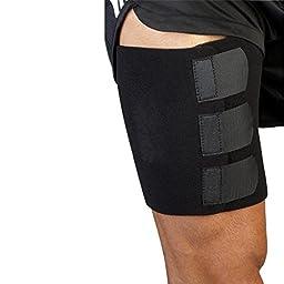 Flexibrace Thigh Wrap Brace Elastic Support