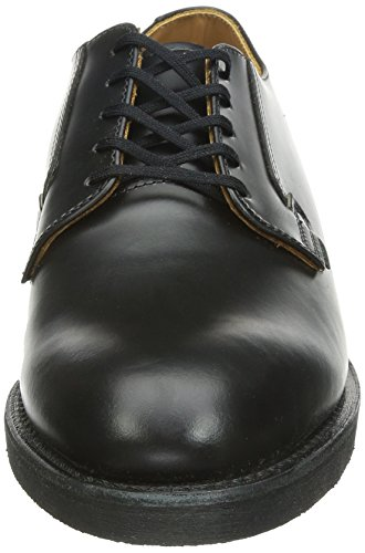 Red Wing Arv Menns Postbud Oxford 101 Svart