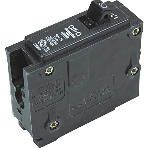 Packaged Interchangeable Breaker Circuit (Connecticut Electric Interchangeable Packaged Circuit Breaker - VPKICBQ130 Pack of 2)