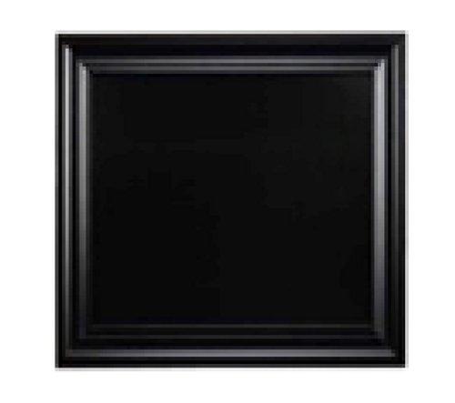 "Linon AMX-3024CHBLK-1 Chalkboard with Black Frame, 24 by 30"", 24 x 30, Black"