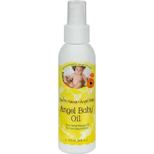 Earth Mama Angel Baby Oil product image
