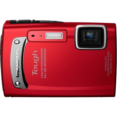 Olympus Tough Waterproof Camera 14Mp - 4