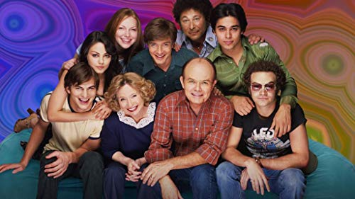 That 70s Show Season 3 (25inch x 14inch/62cm x 35cm) Waterproof Poster No Fading
