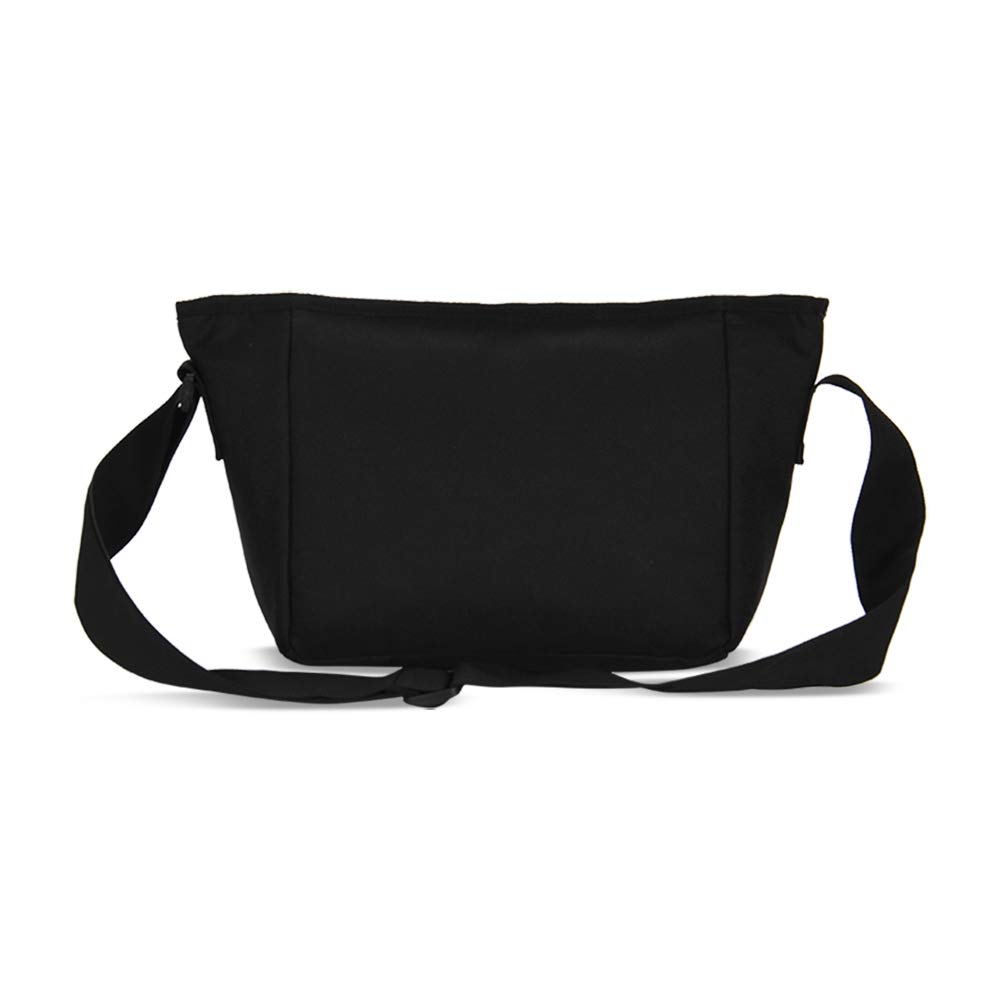 Flap Messenger Bag Shoulder Commute Bag Crossbody School Book Bag