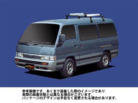 システムキャリア キャラバン 型式 E24 RA6 ルーフワイド 1台分 タフレック TUFREQ B06Y12JFHV