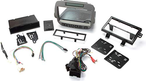 Metra 99-3010S Dash Kit for Chevrolet Camaro 2010 -Silver ()