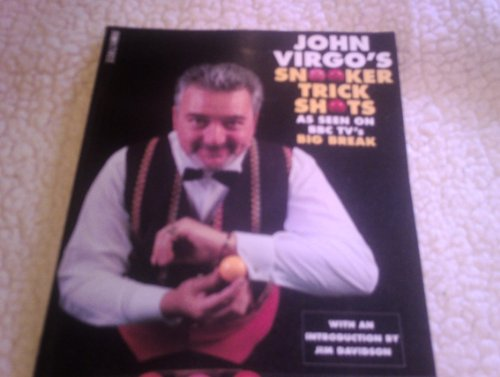 John Virgo's Book of Snooker Trick Shots por John Virgo