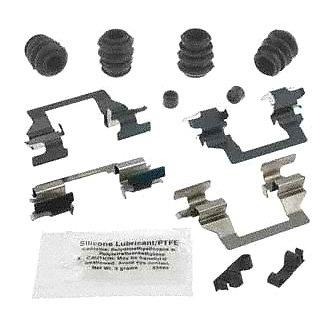 Raybestos H5702 Professional Grade Disc Brake Caliper Abutment Service Kit
