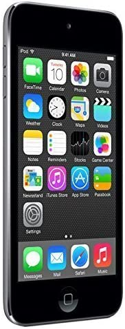 Apple iPod Touch 16GB (fifth Generation) - Space Gray (Renewed)