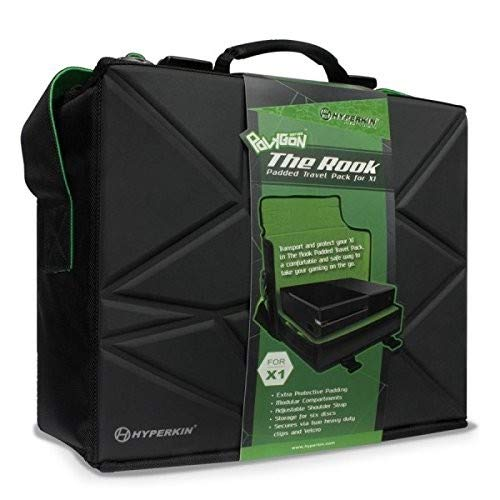 Hyperkin Polygon 'The Rook' Travel Bag for Xbox One