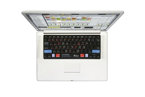 UPC 891919002045, KB Covers Keyboard Cover for MacBook Pro Series with Silver Keys and PowerBook - Aperture (AP-P-BC)